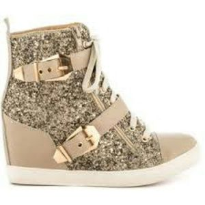 rue la la Shoes - Wedge sneakers