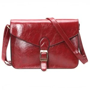 Florence bag (oxblood)