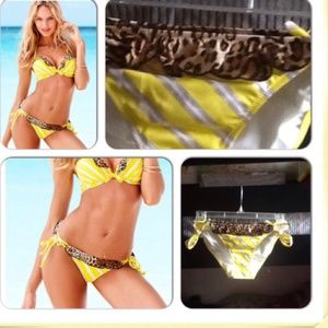 🎁 Victoria's secret Gorgeous Bikini Bottom S/P