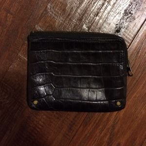 Madewell coin purse