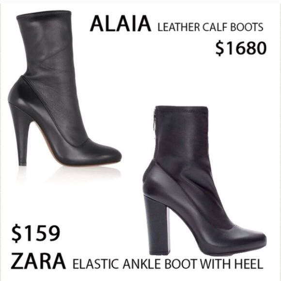 Alaia Shoes Sale Zara Shoes FLASH SALE