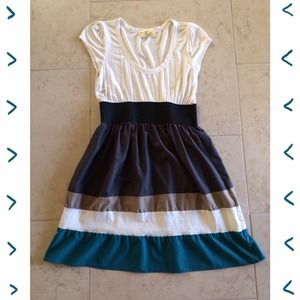 Francesca's Collections Dresses & Skirts - Francesca's Striped Dress
