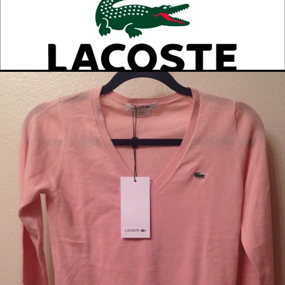 53 off lacoste sweaters sale lacoste sweater org 125 offers accepted from li 39 s closet on. Black Bedroom Furniture Sets. Home Design Ideas
