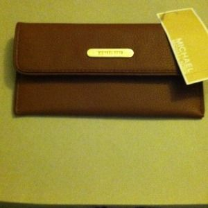 Authentic Brand new Michael Kors Wallet