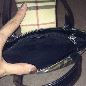 Burberry Bags - Burberry Nova Check small handbag