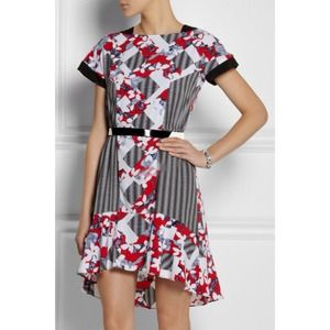 Peter pilotto-target red dress 