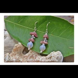 Jewelry - Sterling Silver, Cats eye, pearl, amethyst...