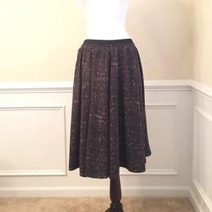 Zara Full Skirt Medium