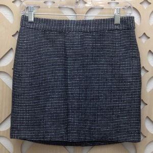 GAP wool mini skirt!