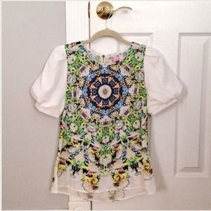 Tops - Art inspired blouse
