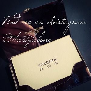 stylebone Jewelry - Check out my feed in Instagram for updates