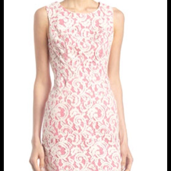"tart. Dresses - NWT tart. ""scarlet"" lace shift. size 0. pockets!"