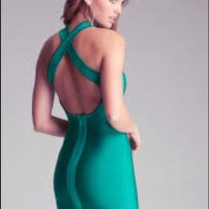 *New* MARKDOWN!!!!with tags bebe  bandage dress