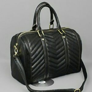 Chevron Satchel, Reduced $ $ $ $SOLD!!!!!