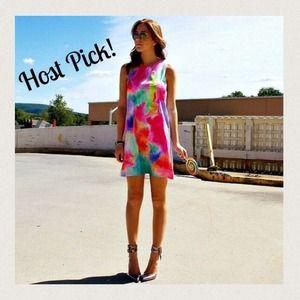 Dresses - ❤️HOST PICK 3X!❤️ Colorful dress 4