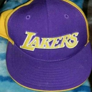 Other - Lakers fitted hat