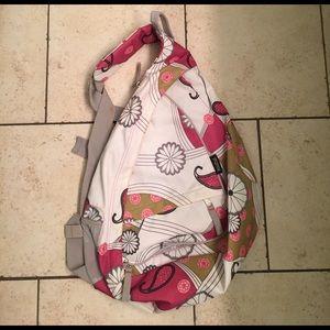 Jansport  Handbags - Unique Jansport shoulder flower back pack