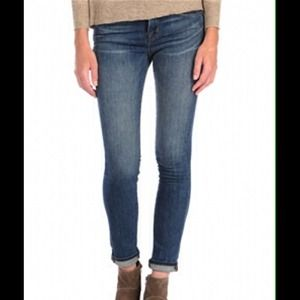 J brand Phoebe Mid Rise Skinny Leg Jeans