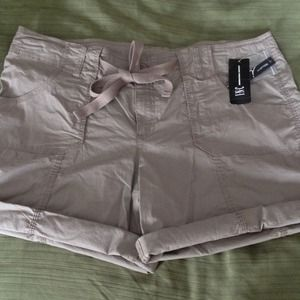 INC Desert Taupe Brown Cargo Shorts!