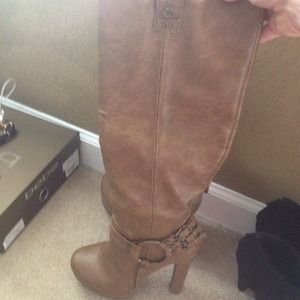 Victoria's Secret Boots - Victoria Secret nice leather boots - REDUCED!!!!