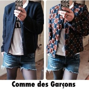 Comme des Garcons Jackets & Blazers - HP 🎉CDG ★ Unique double side wool Jacket