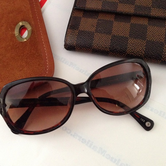 Coach Accessories - Coach Libby Tortoise shades
