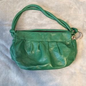 ellemenno Handbags - Kelly Green Purse