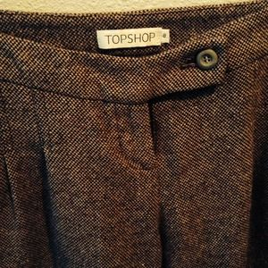 TopShop Wool pants