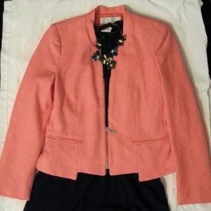 Orange Zara Blazer size Large