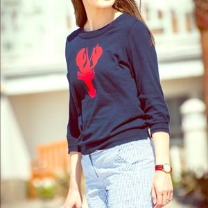 PM Editor pick💕J. Crew lobster sweater