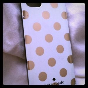 Kate Spade iPhone5S cover