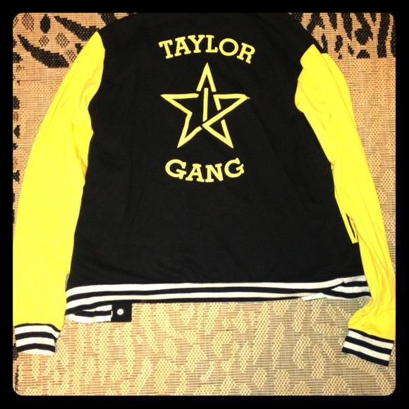 5e65243ac5a28 ... Taylor gang (Wiz Khalifa) jacket. M 53168d463005274202014b5e