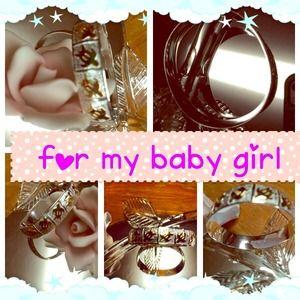 Jewelry - Hawaiian bracelet for baby girl
