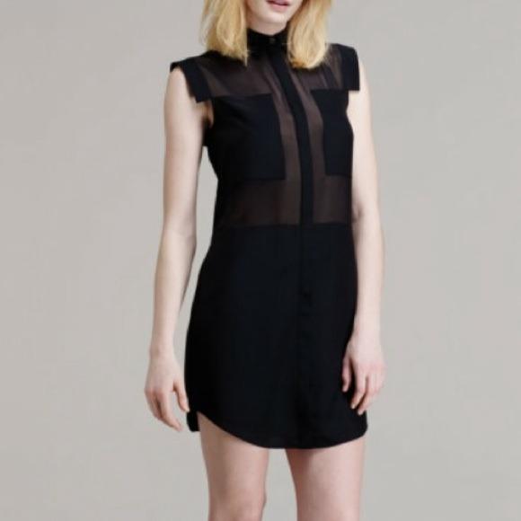 🆕Alexander Wang shirt dress