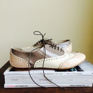 Attilio Giusti Leombruni Tri Color Oxford
