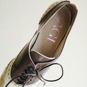 AGL Shoes - Attilio Giusti Leombruni Tri Color Oxford