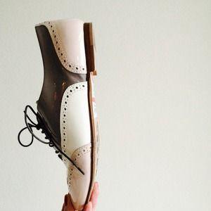 AGL Shoes - Attilio Giusti Leombruni Tri Color Oxford 4