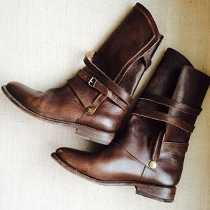 Anthropologie Shoes - Anthro Gallop Mid Boots