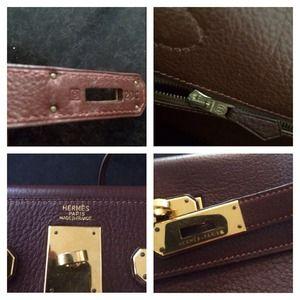 5b69a1e77d5d Hermes Bags - 100% Authentic HERMES Kelly 32