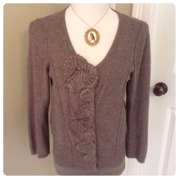 Anthropologie - SOLD Anthro Sparrow brown cardigan SALE from $28 ...