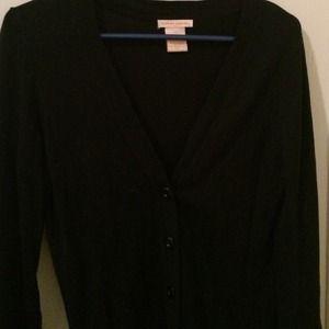 Sweaters - Nordstrom Rack black long cardigan