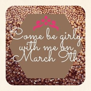 Come be Girly with ME!!!