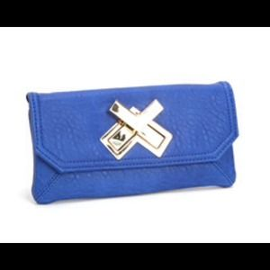 Double cross wallet