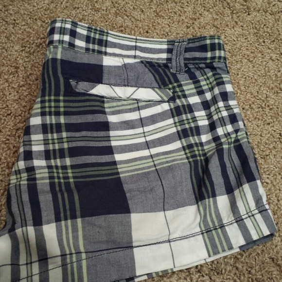 Abercrombie & Fitch Other - Abercrombie & Fitch Plaid Shorts