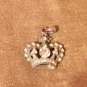 Princess charm, never worn!