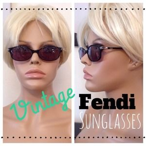 Vintage Fendi Sunglasses