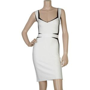Herve Leger Dresses & Skirts - B/W Herve Leger dress