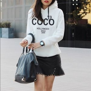 Coco No. 9 sweatshirt