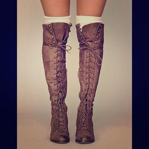 Free People Jeffrey Campbell Joe Boots Brown 7