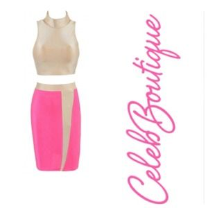 Celebboutique Dresses & Skirts - 🎉 NWT 🎉 Celebboutique Two Piece